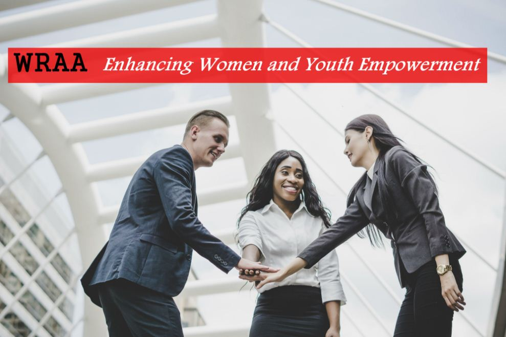 women and youth empowerment groups
